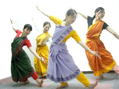 インド舞踊の教室マルガユニティー大阪